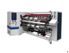 SLD-S Double-shaft Center Surface Plastic Film Slitting Rewinding Machine