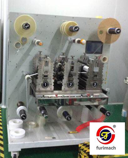 DCR-0306S Three-station Rotary Die Cutting Machine