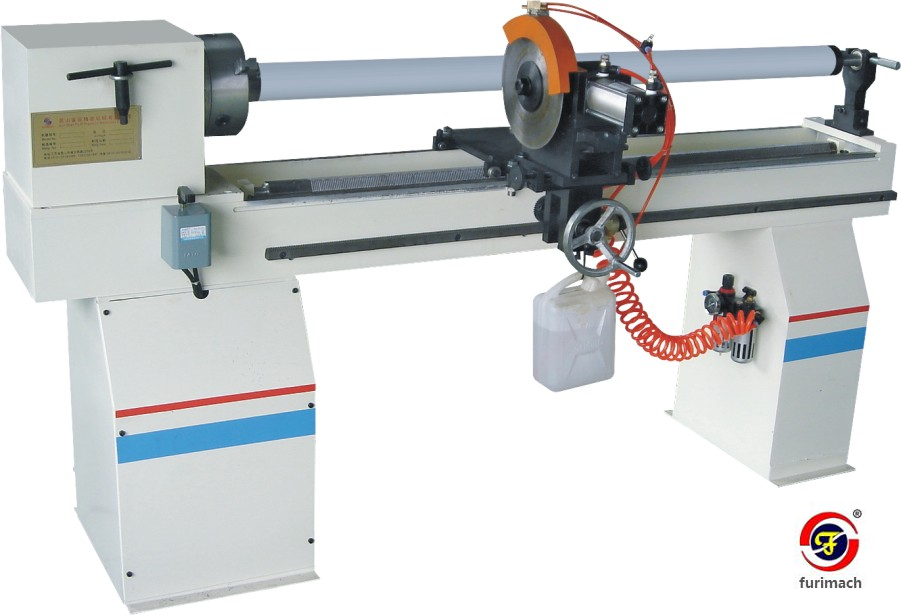 FCM Manual Adhesive Tape Roll Cutting Machine